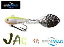 SpinMad Tail Spinner gyilkos wobbler JAG 18g 0904