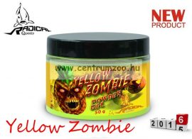 Radical Carp Yellow Zombie Neon Powder Dip 50g (3949017)