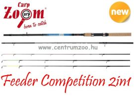 Feeder Competition 2in1 medium-heavy feeder bot 3,3-3,9m (CZ8397)