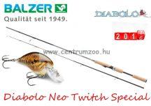 BALZER Diabolo Neo Twitch Special pergető bot 1,95m 14-34g (11037196)