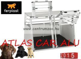 Ferplast Atlas Car Aluminium Large szállító box