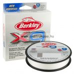Berkley X9 Line Braid Tresse Crystal fonott zsinór 150m 0,43mm 59,7kg