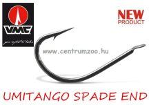 VMC 7127 UMITANGO SPADE END lapkás pontyozó horog