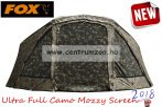 FOX Ultra 60 Full Camo Mozzy Screen előlap sátorhoz  (CUM223)