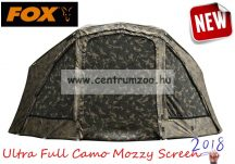 FOX Ultra 60 Full Camo Mozzy Screen előlap sátorhoz  (CUM223)