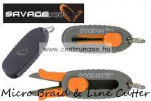 Savage Gear Micro Braid & Line Cutter zsinórvágó olló (54799)