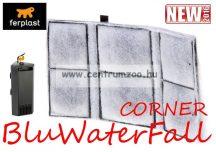 pótfilter BluWaterFall Corner Professional belső szűrőhöz