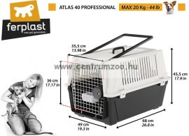 Ferplast Atlas 40 Professional (repülőre is)