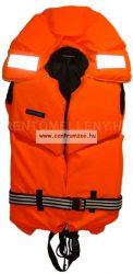 LB NavyVest CE galléros mentőmellény 50-70kg