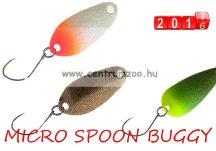 L&K MICRO SPOON BUGGY 3cm 3g  villantó (84099-2**)