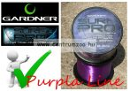 Gardner Sure Pro Purple 12lb (5,4kg) 0,30mm 1320m főzsinór lila