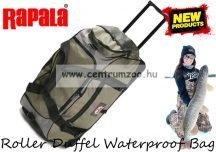 Rapala táska Rapala Roller Duffel Bag húzható horgász és utazó táska 71cm (46003-1)