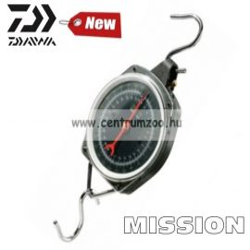 DAIWA MISSION DIAL SCALE 25KG pontos mérleg (183332) MDS25