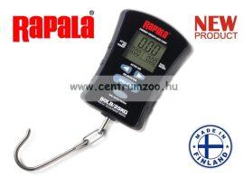 Rapala Digitális prémium mérleg 25kg-os - RCTDS50