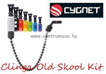 Cygnet Clinga Old Skool Kit Black biztonságos swinger  (653208) fekete