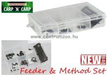 Carp Zoom FC Set - Feeder és method feederezéshez összeállított szett (CZ8458)