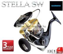 Shimano STELLA SALTWATER 8000 SWBPG (4,9:1) (STL8000SWBPG )