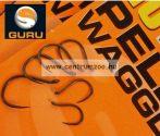 GURU PELLET WAGGLER HOOK horog 10-es méret (GPW10)