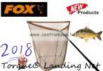 """MERÍTŐ  FOX Torque® Landing Net 42"""" (106cm) erős merítő szák (CLN032)"""