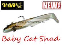 Black Cat Baby Cat Shad real cat 75g 18cm 2db (3295301)