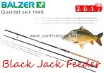 Balzer Black Jack Medium Feeder 3,60m 100g feeder bot (11626360)