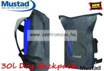 Mustad Dry Backpack 30 L vízmentes hátizsák (MB010)