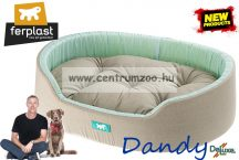 Ferplast Dandy 110 Big Dog GreenGrey kutyafekhely 110cm (82946095)