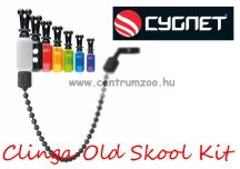 Cygnet Clinga Old Skool Kit Red biztonságos swinger (653201) piros