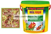 Sera POND MIX ROYAL tavi haltáp 10 liter (007107)