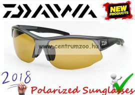Daiwa Polarized Sunglasses - AMBER LENS 2018 NEW modell (DTPSG6)(209283)