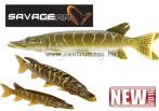 Savage Gear 3D Line Thru Pike 30cm 210g 01-Pike gumihal (48800)