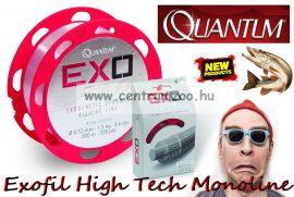 Quantum Exofil Spinning Line 300m 0,14mm 2,10kg transparent superpremium monofil zsinór