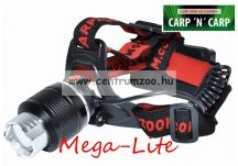fejlámpa  Carp'n'Carp Carp Zoom Mega-Lite fejlámpa Power Leddel (CZ2430)