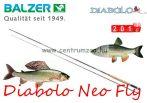 Balzer Diabolo Neo Fly 5-6# legyező bot  (11050255)