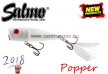 Salmo FURY POP FLOATING - 7cm wobbler - FP7 SNOW (QFP003)