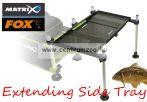 Fox Matrix extending side tray inc inserts tálca 40x40cm (GMB139)