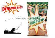 Dynamite Baits Frenzied Hempseed Kendermagos Etetőanyag Match Black 1kg (DY451)