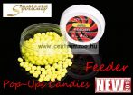 SportCarp Feeder Pop Ups Candies 8mm 75ml lebegő pellet SWEET BANANA (41989)