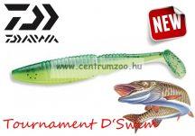 Daiwa Tournament D'swim gumihal mahi-mahi 6cm 8db (16507-906) UV Active