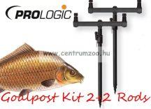 Prologic Goalpost Kit 2+2 (Width 20-24.5cm Poles 80-150cm 2pc) bottartó állvány (54358)