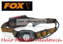 FOX Halo MS250 Headtorch PRÉMIUM LED FEJLÁMPA  (CEI162)
