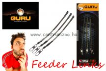 "Guru Feeder Links Large  3"" 3db gubancgátló (GFL03)"