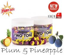 Dynamite Baits Pop-Up Two Tone Plum & Pineapple (DY600 DY601)