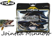 Storm Jointed Minnow PJM05 gumihal csomag 12,7cm 8db Black (BKTP)