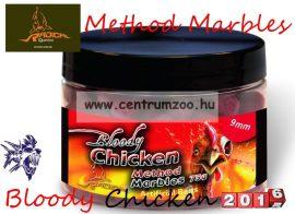 Radical Carp Method Marbles Bloody Chicken 9mm 75g (3962107) süllyedő