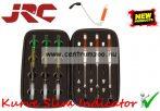 JRC® Kurve Slim Indicator White Neon Set 3pcs  kapásjelző swinger szett 3db-os (1445908) NEW VERSION