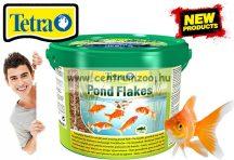 Tetra Pond Flakes Goldfish & Koi Complete 10l tavi lemezes haltáp  -gazdaságos kiszerelés