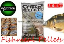 Bait-Tech Fishmeal Carp Feed Pellets micro etetőpellet 2kg (2500225)