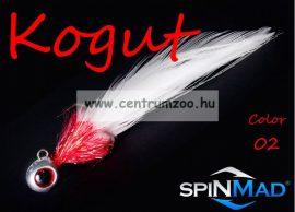 SpinMad Kogut műcsali Color 02 - több méretben