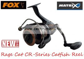Fox Rage Cat CR800 Series Catfish Reel harcsázó orsó (BRL002)